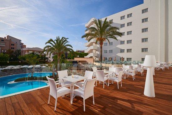Hotel Girasol : TERRAZA SOLARIUM