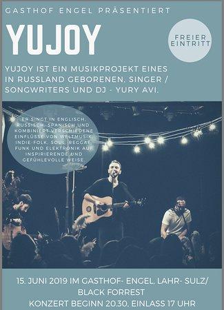Live Musik am 15.06.2019!!! Kommt vorbei :)