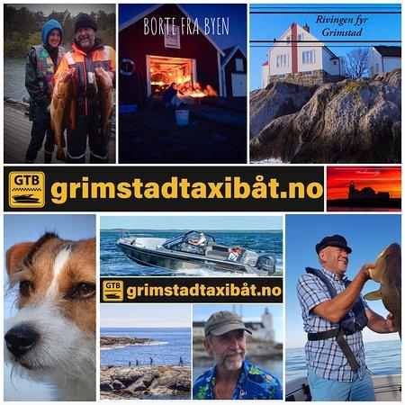 Grimstad Taxiboat