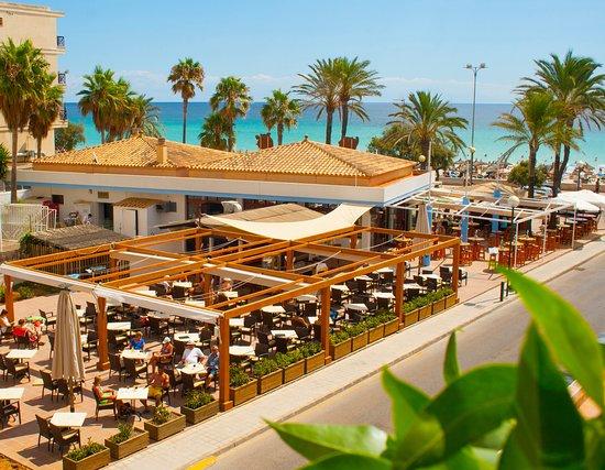 Hotel Girasol : BEACH BAR