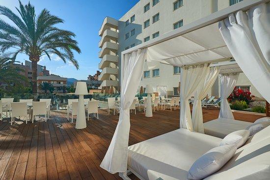Hotel Girasol : SOLARIUM BALINESAS