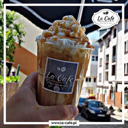 Iced Carmel Latte😍