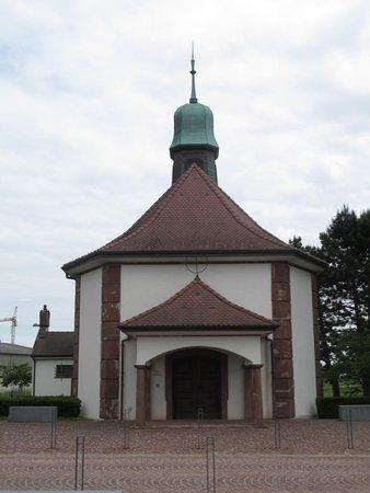 Chapelle de pèlerinage de Saint-Wendelin