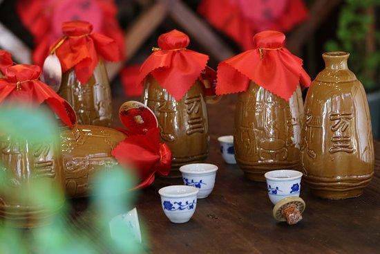 Yellow rice wine