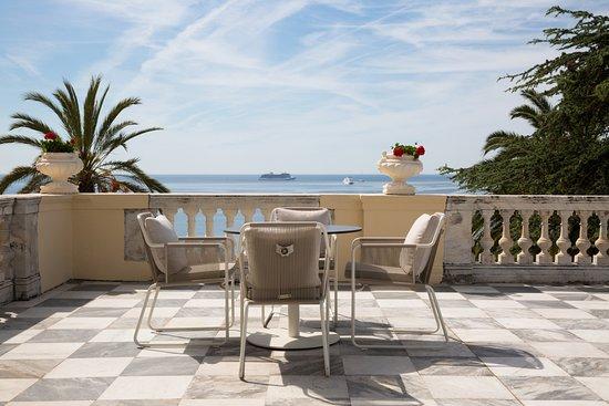 Imperiale Palace Hotel: Suite Terrace