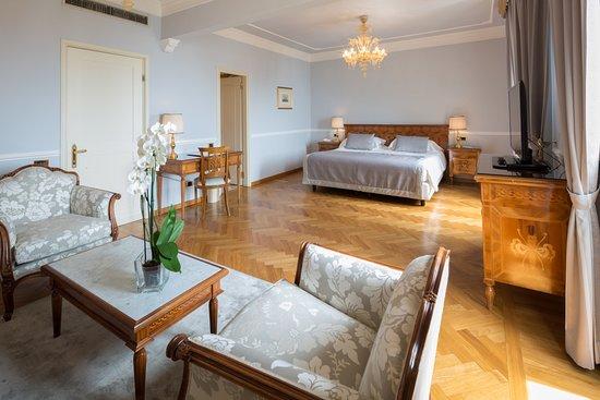 Imperiale Palace Hotel: Junior Suite