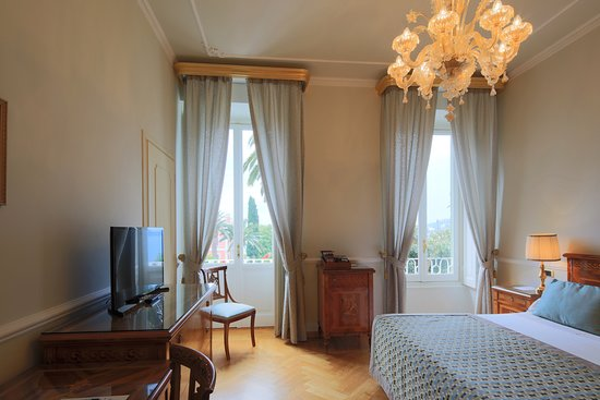 Imperiale Palace Hotel: Superior Double Room sea view