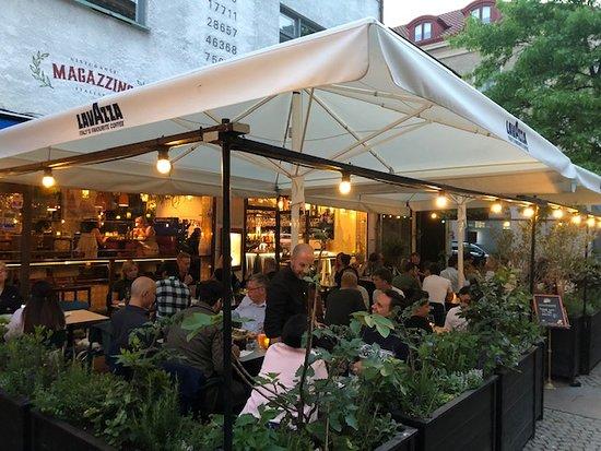 italiensk restaurang magasinsgatan göteborg