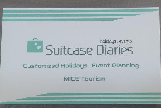 Suitcase Diaries