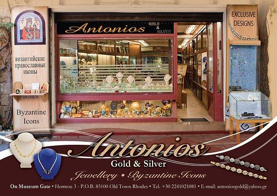 Antonios Gold & Silver