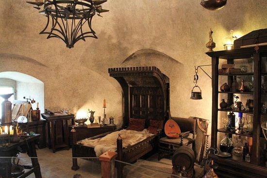 Maison de l'alchimiste