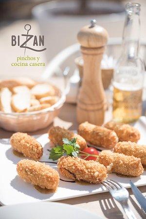 Bizan: Our home-made delicious croquetas
