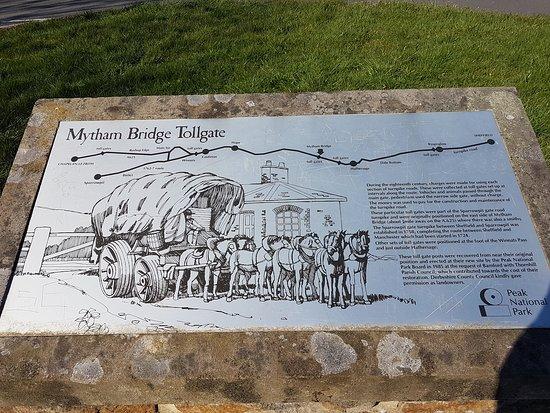 Mytham Bridge Tollgates