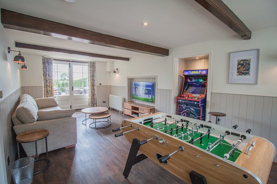 The Grange - Games Room