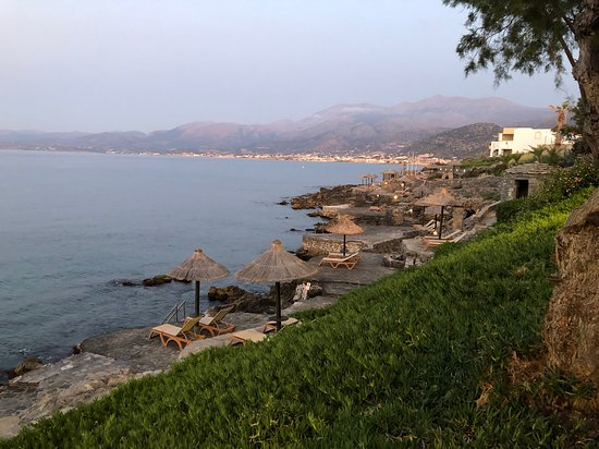 The jewel in the crown - amazing Mediterranean waterfront for perfect sea swimming!