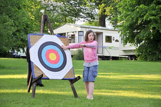 Woodovis Park: Activities - Archery