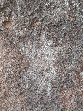 Pachmarhi rock  paintings