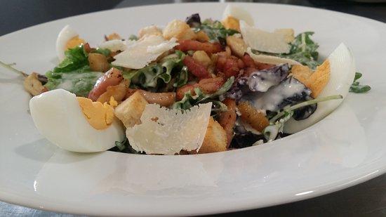 Salade cesar... ceasar salad