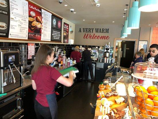 Costa Coffee Edinburgh Chesser Avenue Menu Prices