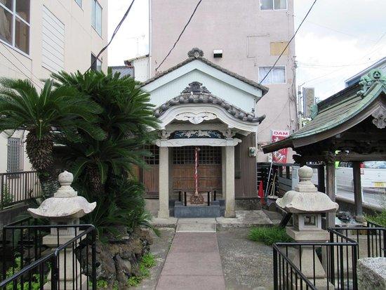 Ikutsushima Shrine