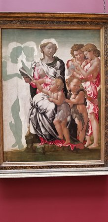 National Gallery: Michelangelo - The Manchester Madonna