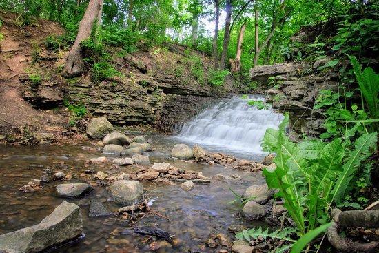 Blackhawk Waterfall