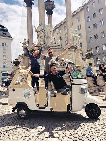 La Dolce Vienna Ape Tour