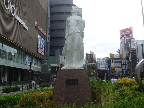Furo Statue