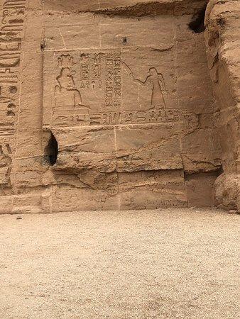 המקדשים  באבו סימבל