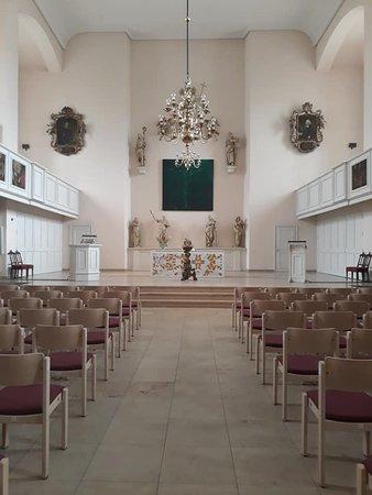 Stadtkirche St. Johannis.
