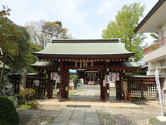Koiwa Shrine