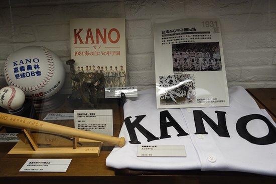 收藏豐富的棒球博物館