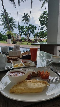 Wonderful hotel with amazing view