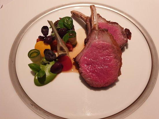 Restaurant Gordon Ramsay: Lamb chops