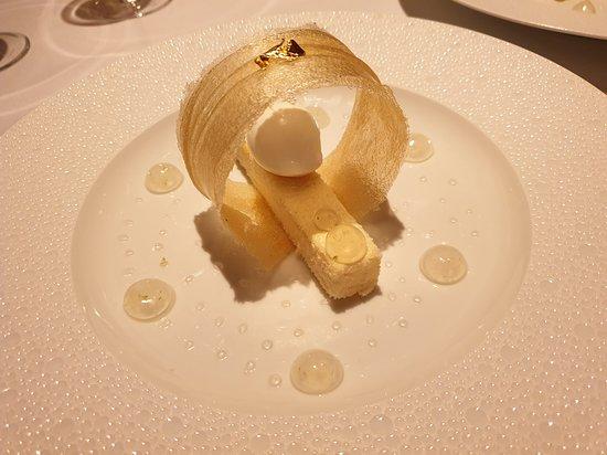 Restaurant Gordon Ramsay: Pudding