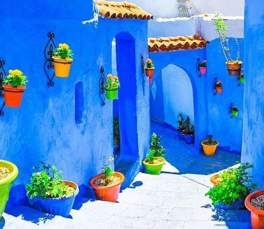 PRIVATE OR SMALL GROUP DAY TRIP FROM FEZ TO THE BLEU PEARL OF MOROCCO CHEFCHAOUEN  try to contact us by Email perfecttravelexcursions@gmail.com or /Whatsapp 00212669122538