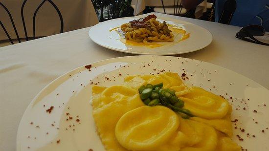 Ristorante Il Goccino: Delicate pastas