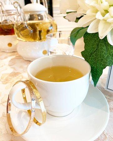Fancy English High-tea