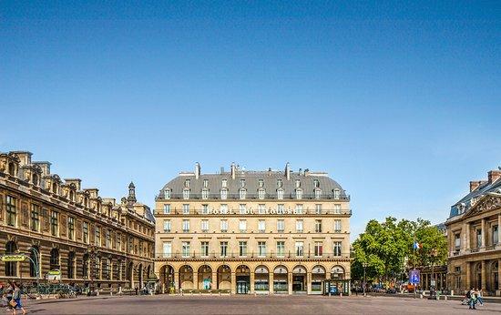 Brasserie du Louvre - Bocuse: Brasserie du Louvre Place du Palais Royal
