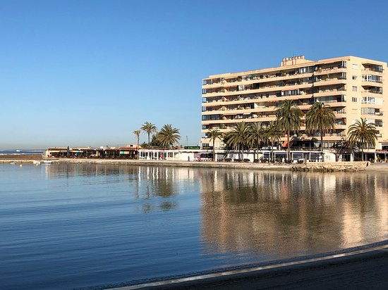 Window View - BQ Aguamarina Boutique Hotel Photo