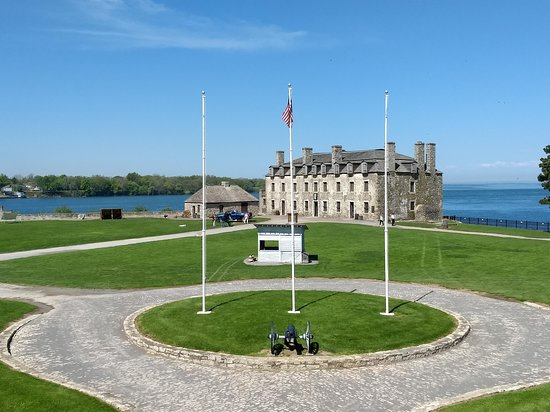 ‪Old Fort Niagara State Historic Site‬