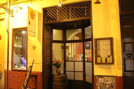 13% an der Calle Sant Feliu 13 in Palma - die 13 ist die Glückszahl für Genießer.
