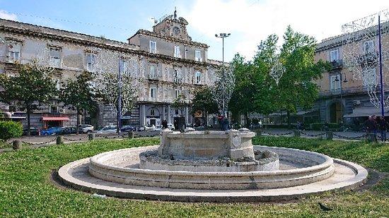 Piazza Vittorio Emanuele III