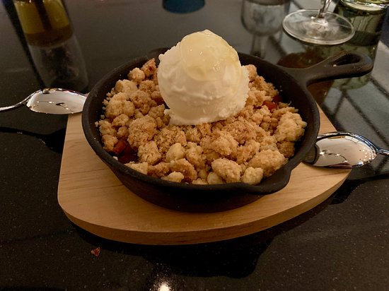 The Lonely Broccoli: Dessert, Crumble
