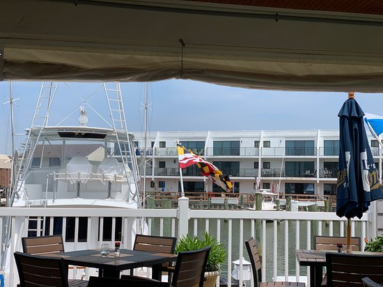 Looking forward to another great meal at the White Marlin Open