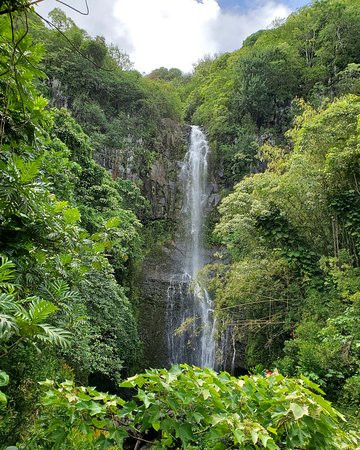 Road To Hana Tour: Waterfalls