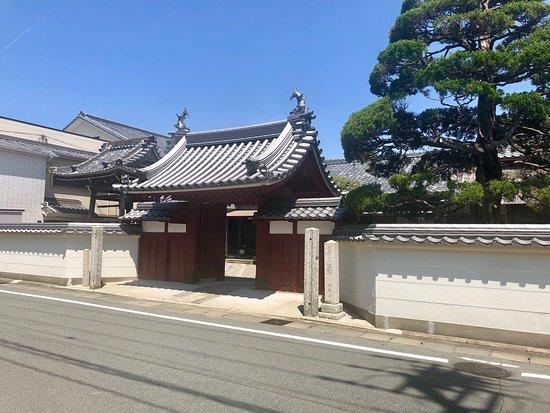 Hokyu-ji Temple