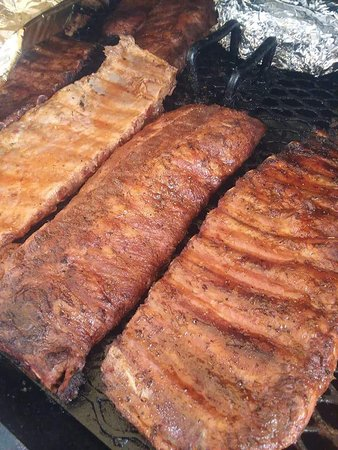 Smoked Ribs  From Rib and Chicken Cook off 2018