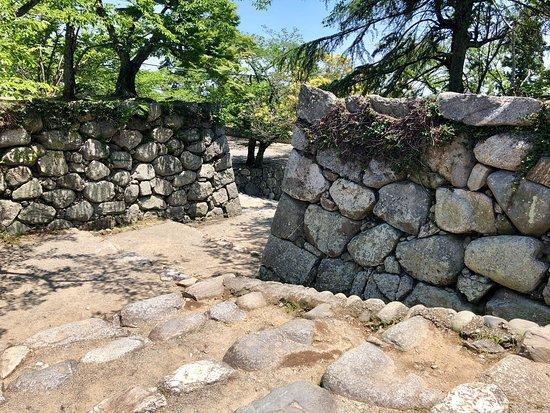 Matsusaka Castle Ruins