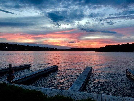 The Windlass: The beautiful sunsets!